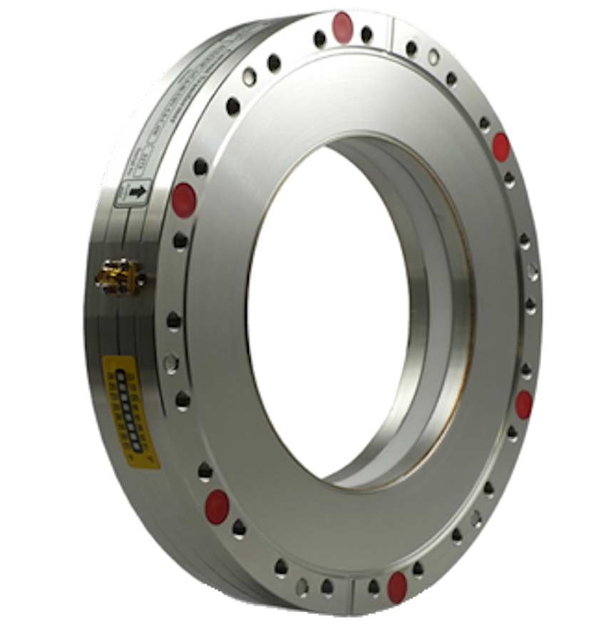 In-flange FCT